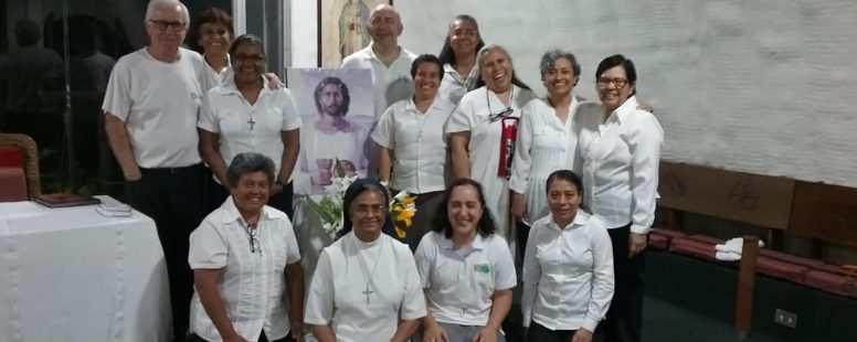 MY EXPERIENCE IN THE CENTRAL AMERICAN INSTITUTE OF SPIRITUALITY  SOCIETY OF JESUS