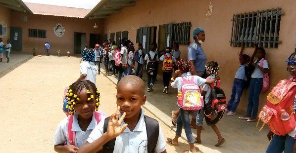 Vida e Missão em tempos de confinamento: Comunidade Ascensión Nicol em Luanda