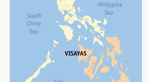 Ação de graças de Luzon…